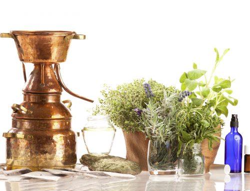 Metodele de extractie a uleiurilor esentiale