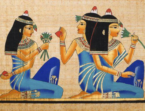 Aromaterapia – scurt istoric