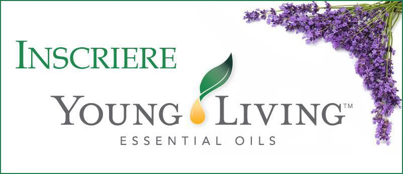 Inscriere Young Living